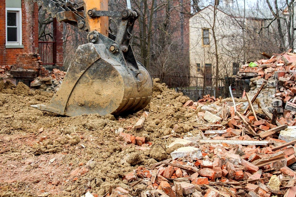 Demolition Waste-Dayton Dumpster Rental & Junk Removal Services-We Offer Residential and Commercial Dumpster Removal Services, Portable Toilet Services, Dumpster Rentals, Bulk Trash, Demolition Removal, Junk Hauling, Rubbish Removal, Waste Containers, Debris Removal, 20 & 30 Yard Container Rentals, and much more!