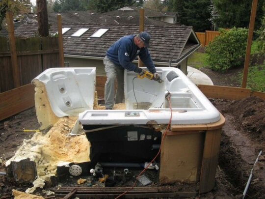 Spa Removal-Dayton Dumpster Rental & Junk Removal Services-We Offer Residential and Commercial Dumpster Removal Services, Portable Toilet Services, Dumpster Rentals, Bulk Trash, Demolition Removal, Junk Hauling, Rubbish Removal, Waste Containers, Debris Removal, 20 & 30 Yard Container Rentals, and much more!